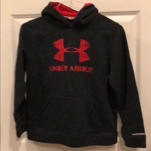 Under Armour Storm YL black hoodie